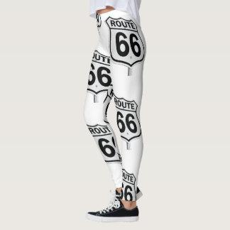 Route 66 leggings