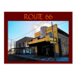 Route 66 (McLean) Postcard