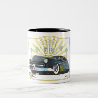 Route 66 Merc Two-Tone Coffee Mug