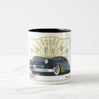 Route 66 Merc Two-Tone Coffee Mug