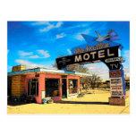 Route 66 Motel Postcard - Customised