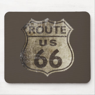 Route 66 mouse mat