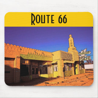 Route 66 Mousepad