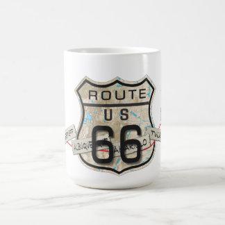 Route 66 mug 2