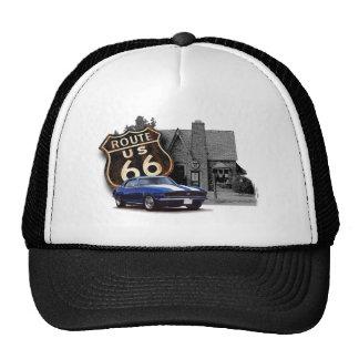 Route 66 Muscle Car Cap