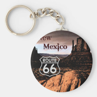 Route 66 new Mexico Key Ring