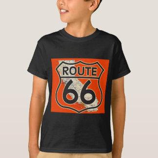 Route 66 Orange California T-Shirt