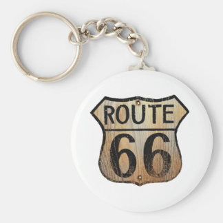 Route 66 Sign - Multiple Products Key Ring