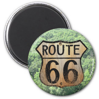 Route 66 Sign - Multiple Products Magnet