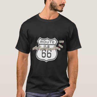 Route 66 tee 2