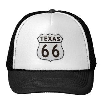Route 66 Texas Cap