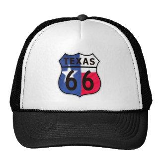 Route 66 Texas Color Cap