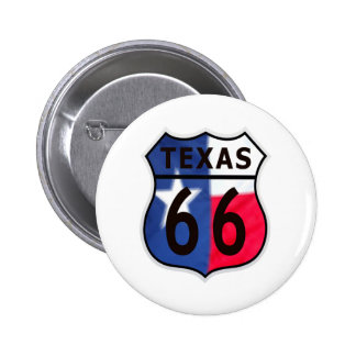 Route 66 Texas Color Pin