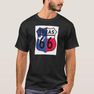 Route 66 Texas Color T-Shirt
