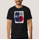 Route 66 Texas Colour Tees