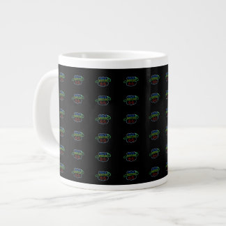 Route 66, The Mother Road Giant Coffee Mug