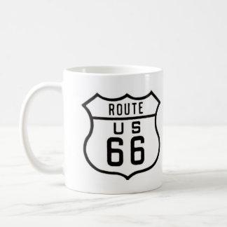 Route 66 Vintage Sign Coffee Mug