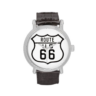 Route 66 wristwatch