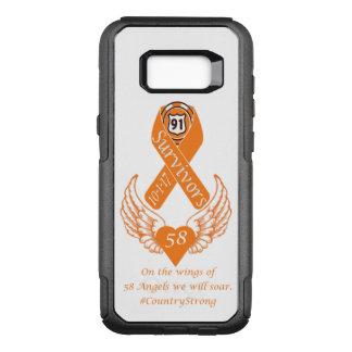 Route 91 Survivor Cell Phone Samsung 8+ Case