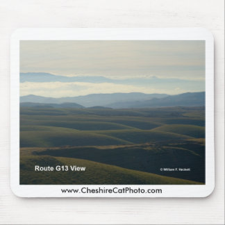 Route G13 View California Products Mousepads