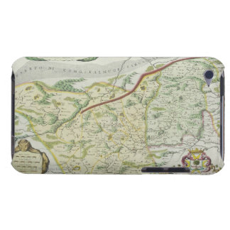 Route of Marco Polo Barely There iPod Case