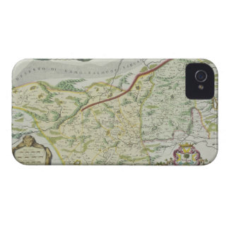 Route of Marco Polo iPhone 4 Case