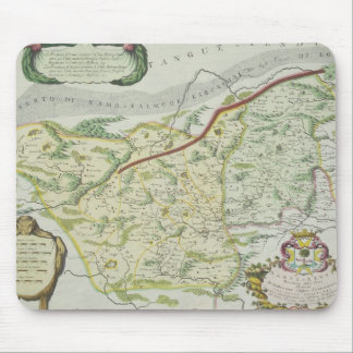 Route of Marco Polo Mouse Mat