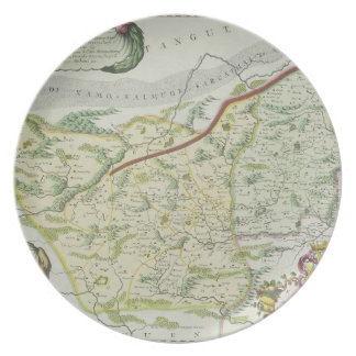 Route of Marco Polo Plate