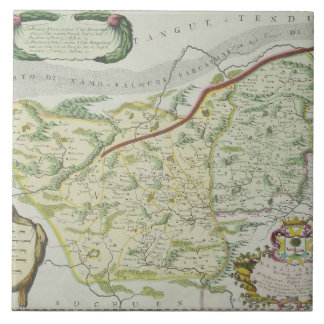 Route of Marco Polo Tile