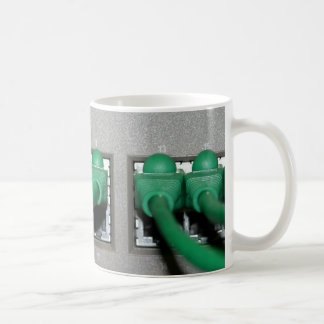 Router Basic White Mug