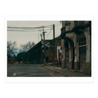 Routes Postcards