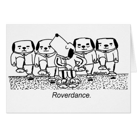 Roverdance card