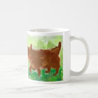 Rover's Haiku Coffee Mug