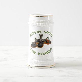 Rovin' with the Homies Mug