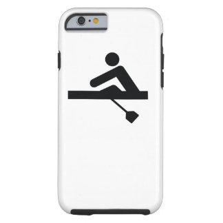 ROW | cool sport icon Tough iPhone 6 Case