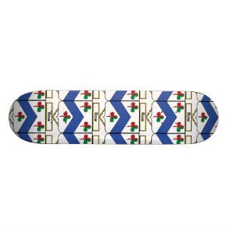 Row Family Crest Skateboard Deck