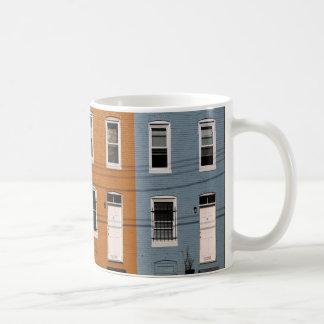 Row Houses I Coffee Mug