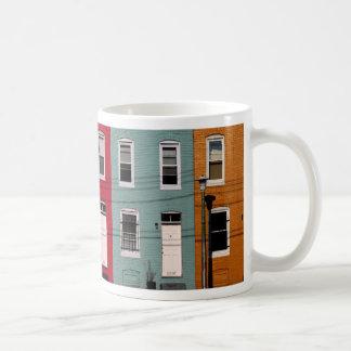 Row Houses II Coffee Mug