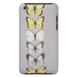 Row of butterflies iPod Case-Mate case