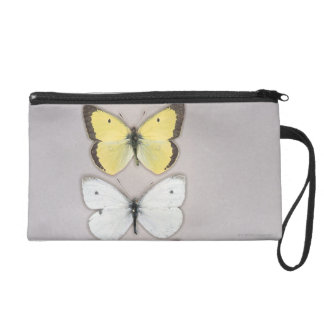 Row of butterflies wristlet