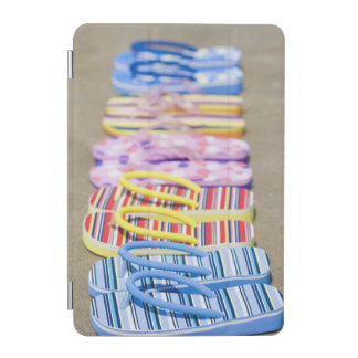 Row Of Flip-Flops iPad Mini Cover
