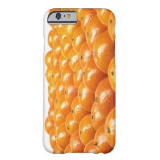 Row of oranges barely there iPhone 6 case