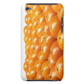 Row of oranges barely there iPod case