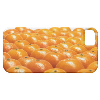 Row of oranges iPhone 5 cover