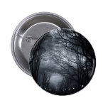 Row of Trees in Central Park, NYC Pinback Buttons