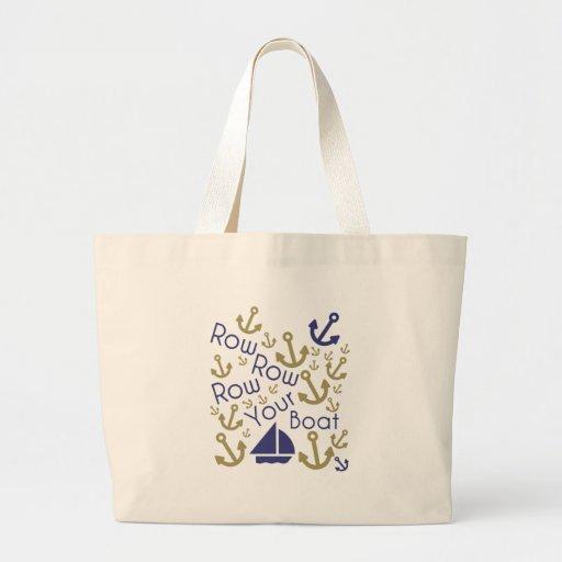 Row RowYour Tote Bag