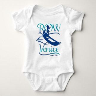 Row Venice Baby Bodysuit