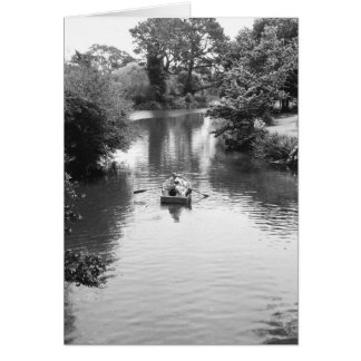 Rowboat notecards stationery note card
