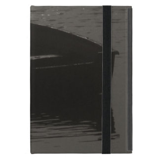 Rowboat Under Cloud Cases For iPad Mini