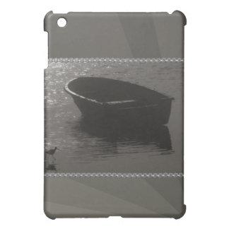 Rowboat Under Cloud iPad Mini Case